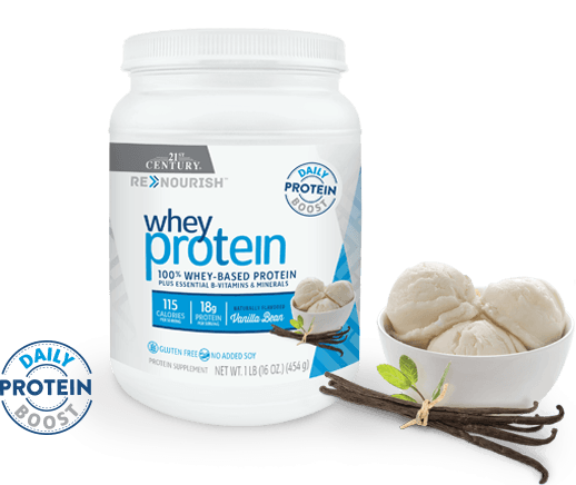 ReNourish - Wellness Whey Protein